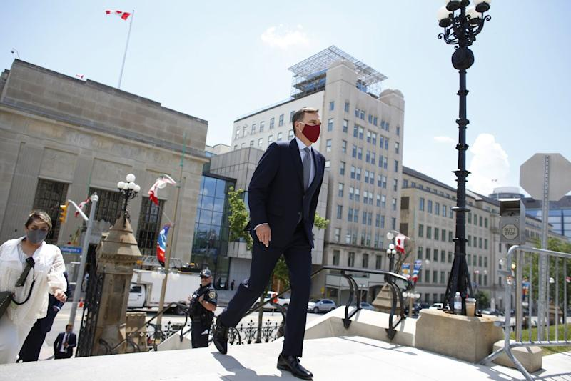 Once a Fiscal Stalwart, Canada Suddenly Looks Vulnerable