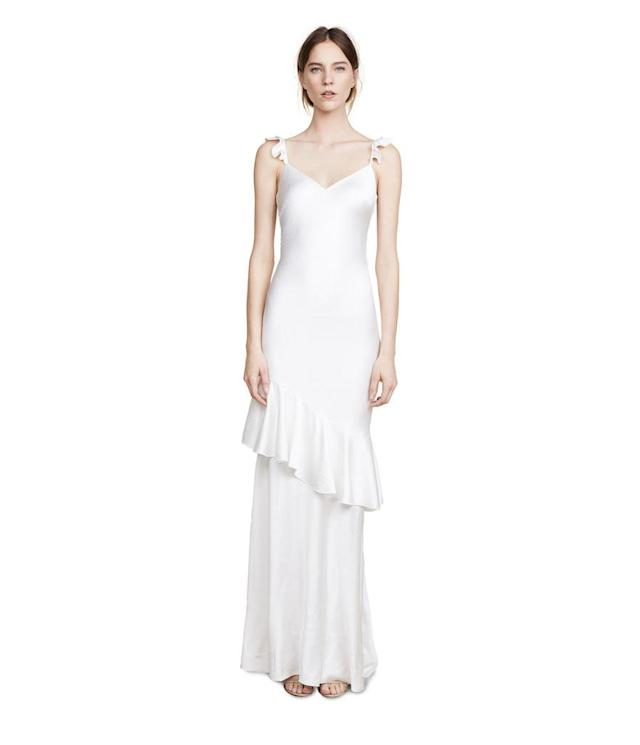"<p>Nicolina Dress, $626, <a href=""https://www.shopbop.com/nicolina-dress-rachel-zoe/vp/v=1/1575894452.htm?folderID=13839&fm=other-shopbysize-viewall&os=false&colorId=11947"" rel=""nofollow noopener"" target=""_blank"" data-ylk=""slk:shopbop.com"" class=""link rapid-noclick-resp"">shopbop.com</a> </p>"