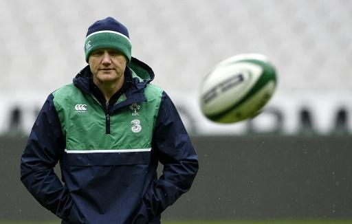 Farrell to replace Ireland boss Schmidt after Rugby World Cup