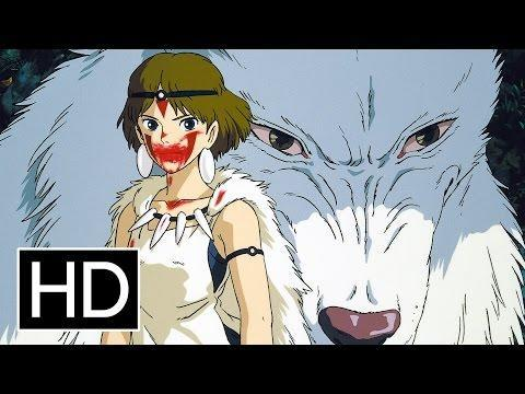 """<p><em>Princess Mononoke</em>, on the other hand, does get genuinely scary. Miyazaki weaves environmental themes into nearly all of his work, and in this film, they're at the forefront. A mining colony is threatening its natural surroundings, and the forest gods are hitting back, lead by the curious Princess Mononoke. The artwork is breathtaking—sublime in the way the Romanticists imagined the concept—and the movie's overall effect is unforgettable. (I first saw it over a decade ago, and the little forest spirits still pop up occasionally in my dreams.)</p><p><a href=""""https://www.youtube.com/watch?v=4OiMOHRDs14"""" rel=""""nofollow noopener"""" target=""""_blank"""" data-ylk=""""slk:See the original post on Youtube"""" class=""""link rapid-noclick-resp"""">See the original post on Youtube</a></p>"""