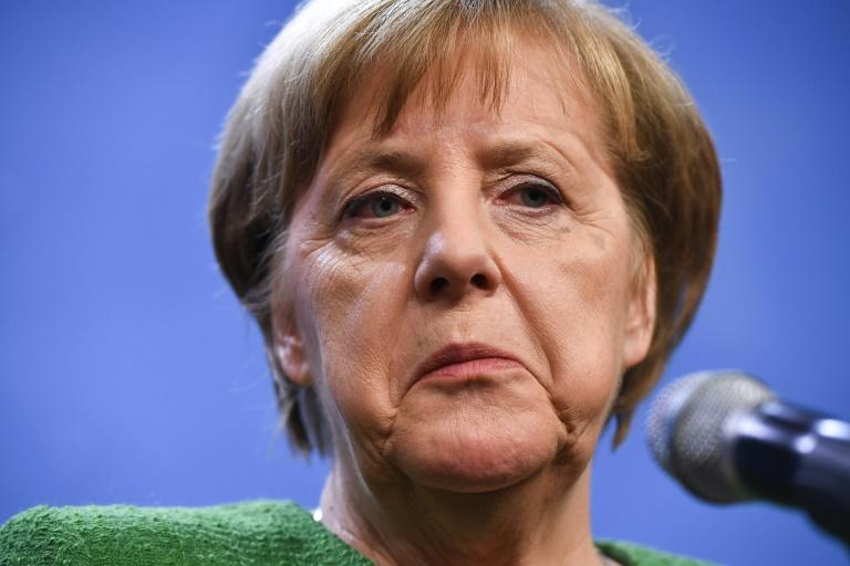 German Chancellor Angela Merkel has been stung by criticism from within the ranks of her Christian Democratic Union (CDU) party after a tricky September election