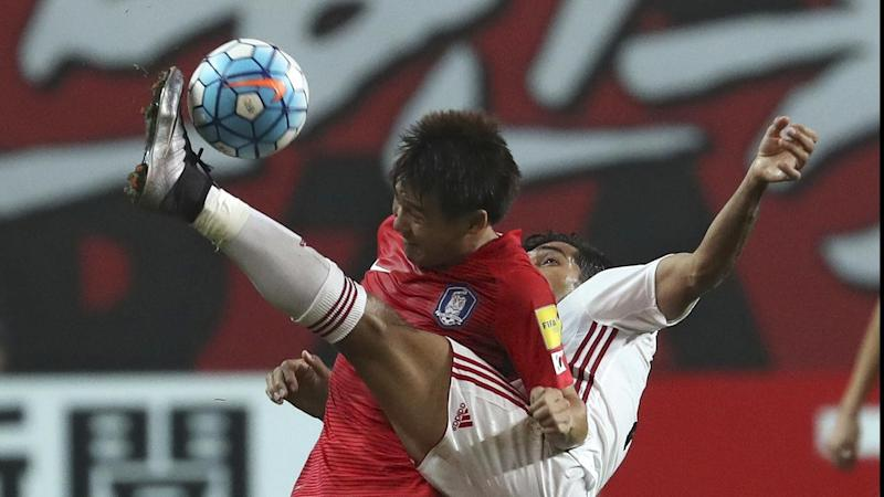 South Korea miss chance to secure Cup spot 4276650cb