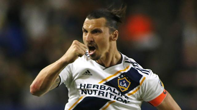 LA Galaxy defeated Minnesota United to reach the second round of the MLS play-offs, while Philadelphia Union made history on Sunday.