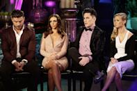 """<p>According to <a href=""""https://www.reddit.com/r/IAmA/comments/2nz28q/i_am_jax_taylor_of_vanderpump_rules_ama/cmi7j7c/"""" rel=""""nofollow noopener"""" target=""""_blank"""" data-ylk=""""slk:Jax Taylor on a Reddit AMA thread"""" class=""""link rapid-noclick-resp"""">Jax Taylor on a Reddit AMA thread</a>, they film for up to 14 hours a day, seven days a week during the six months that the show is filmed.</p>"""