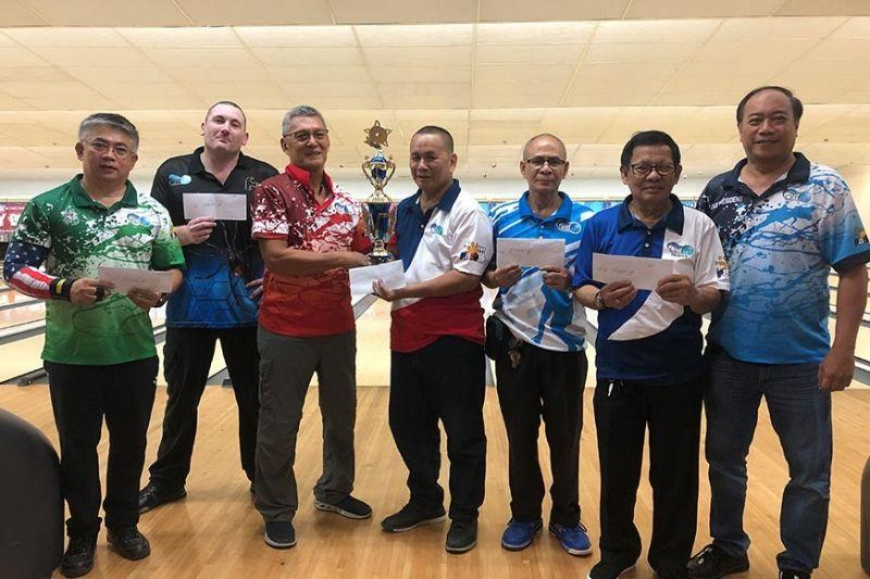 Top monthly bowlers compete for boy crown