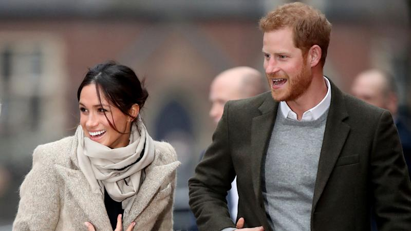 Meghan Markle's Baby Name Might've Leaked & It Looks Like Baby Sussex Is a Boy
