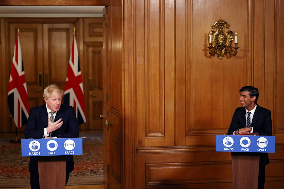 Government's understanding of how taxes could help Britain reach its climate goals is marred by a 'lack of leadership and coordination', MPs say (POOL/AFP via Getty Images)