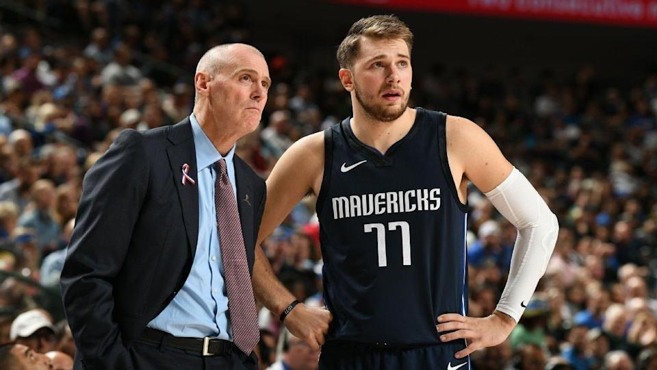 Rick Carlisle stepped down after 13 seasons in Dallas, even though the Mavericks a franchise player in Luka Doncic.