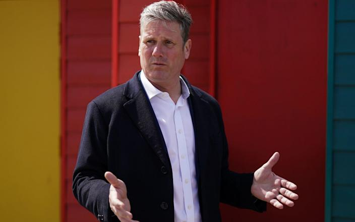 Starmer: We should never accept that the PM isn't being straight - PA