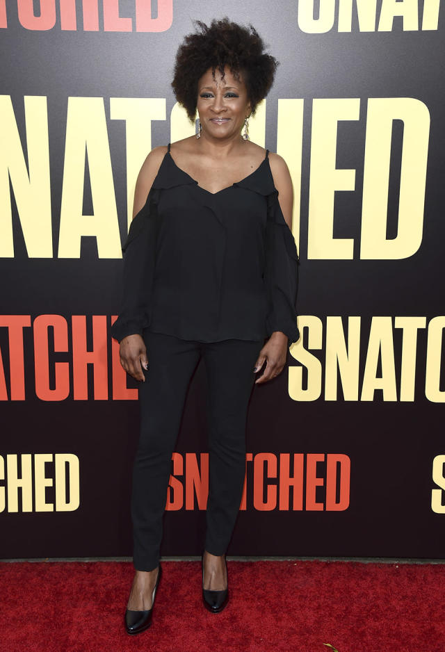 <p>The comedian co-stars in <em>Snatched</em>. (Photo: Jordan Strauss/Invision/AP) </p>