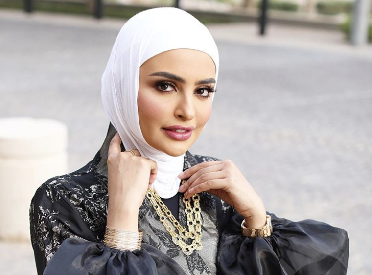 Sondos Alqattan is under fire for her 'slave' rant [Photo: Instagram]