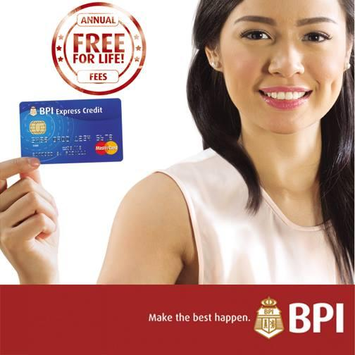 Supplementary Card BPI