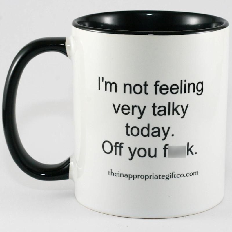 The mug that went viral. (Source: The Inappropriate Gift Co)