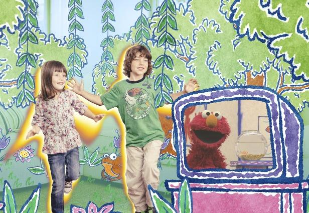 Playing Catch With Grover Is the Future of Video Gaming