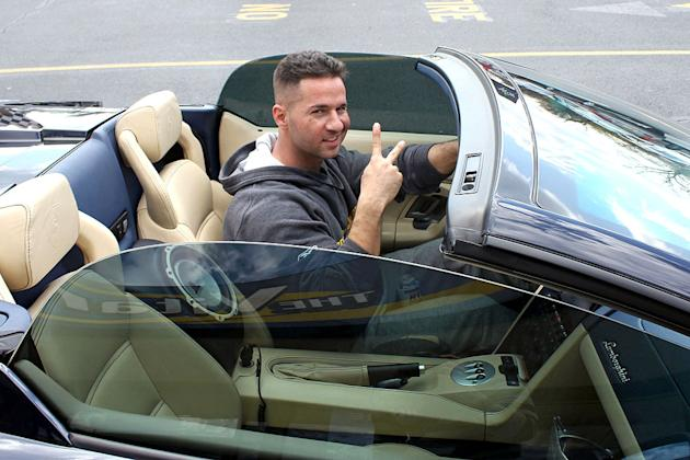Mike 'The Situation' Sorrentino (Splash News)