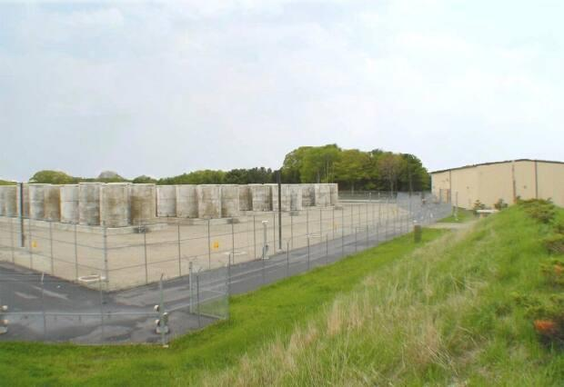 The Maine Yankee former nuclear power plant operated from 1972 to 1996 and was decommissioned in 2005. The facility was part of the deal when Enmax bought U.S. utility Versant Power (formerly Emera Maine) in March of 2020. (Versant Power - image credit)