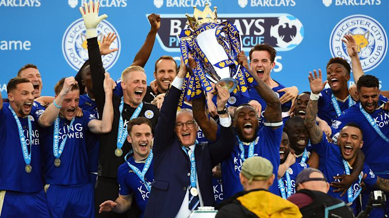 Image result for leicester city champions