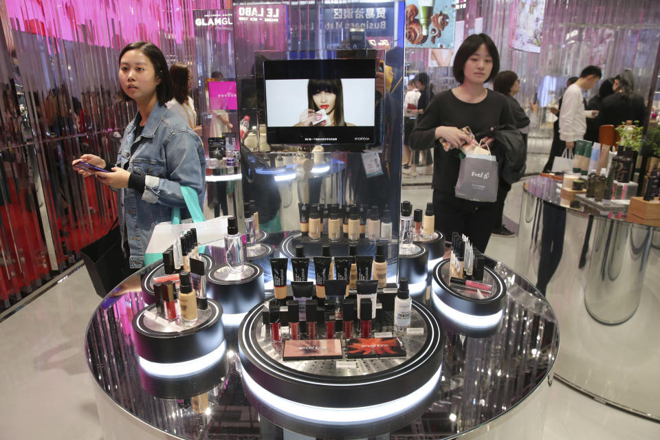 Beauty Brands Race Is On To Enter