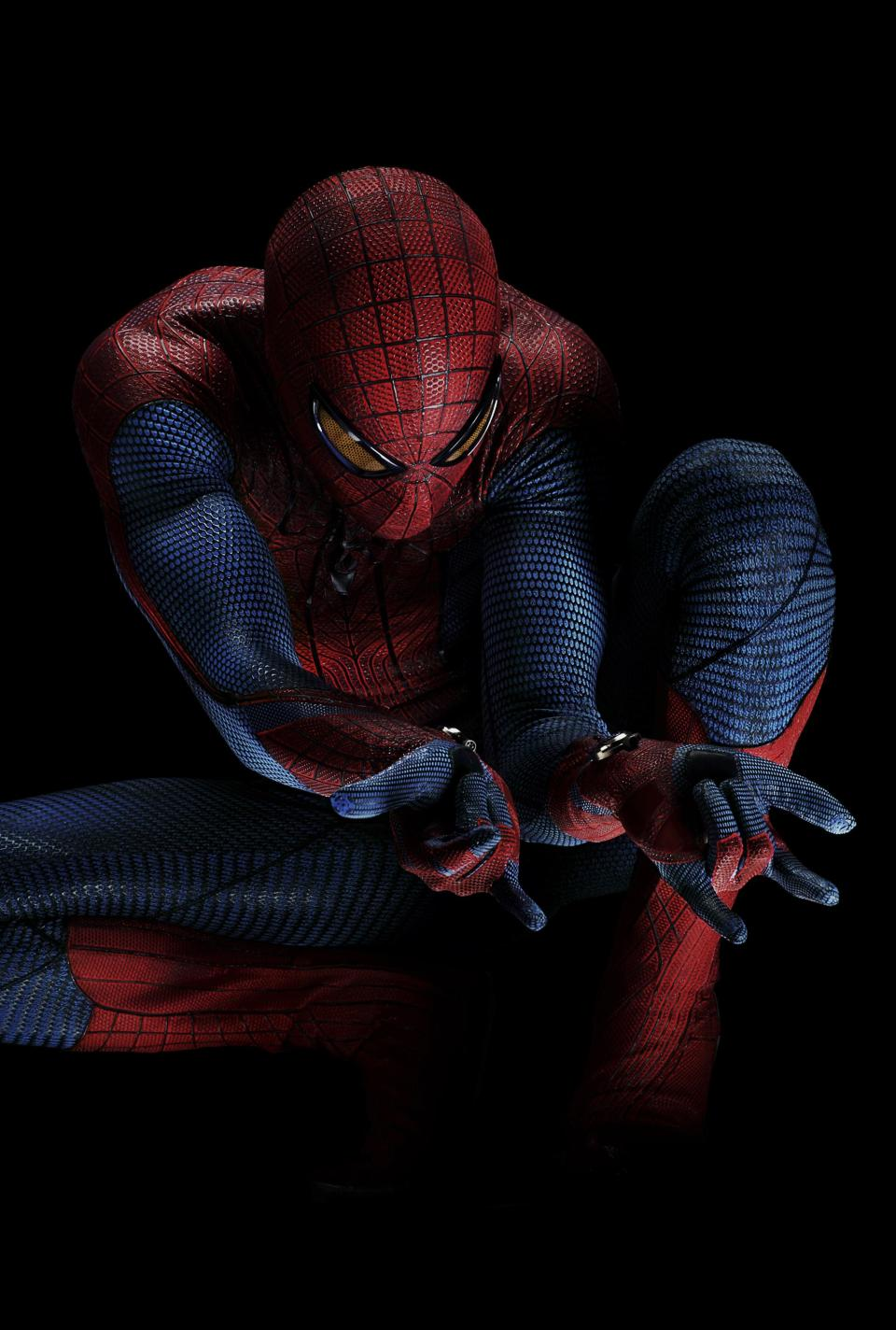 A still from the movie 'The Amazing Spider-man'