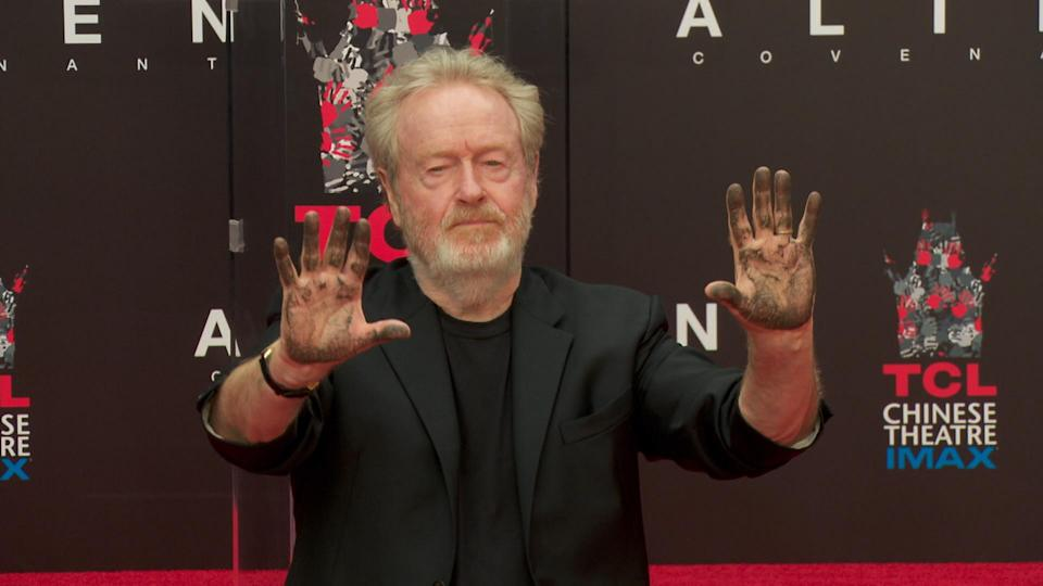 On the 30th of November, Sir Ridley Scott celebrates his birthday.