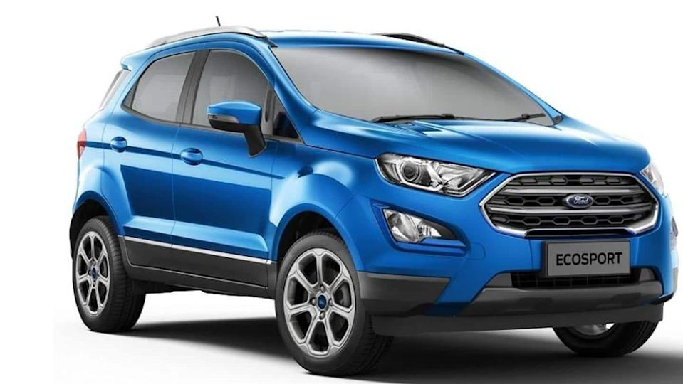 Ford EcoSport becomes more expensive in India: Details here