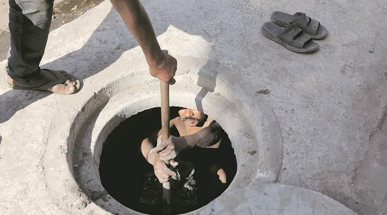Under-reporting manual scavengers: Asked to verify, states turn 55,000 to 25,000