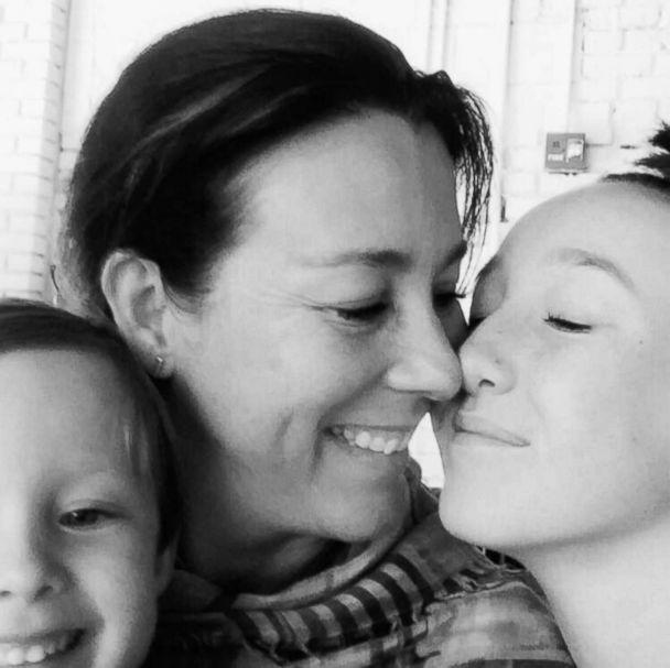 PHOTO: Kate Lacroix, a mom of two from Colorado, pictured with her children Mila, 4 and Harper, 14, in an undated photo. (Courtesy Kate Lacroix)