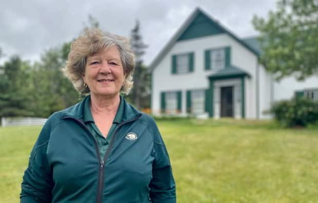 Barbara MacDonald, manager of national historic sites and visitor experience with Parks Canada on P.E.I., says she hopes Islanders who haven't visited the Green Gables site in a while will come this summer.   (John Robertson/CBC - image credit)