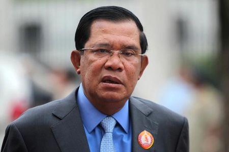 Cambodian leader, angry with United States, wants Peace Corps out