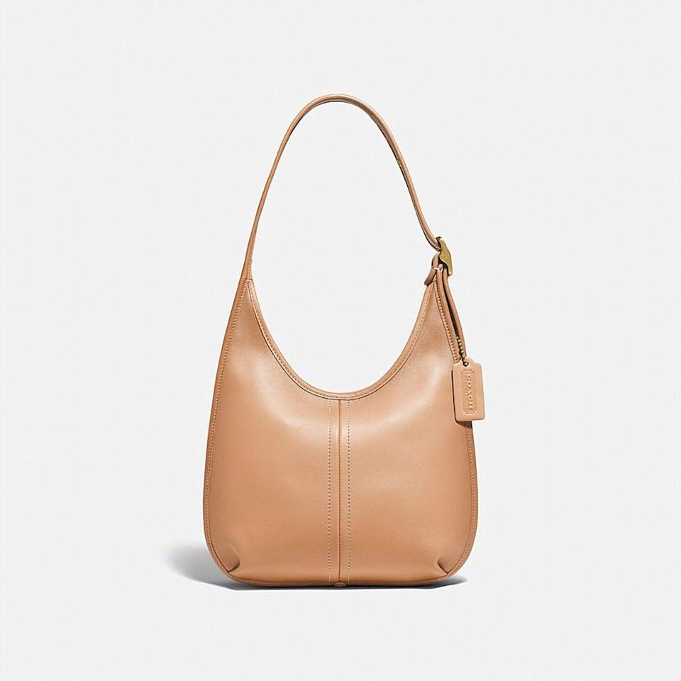 <p>This <span>Ergo Shoulder Bag</span> ($395) is high on our wish list.</p>