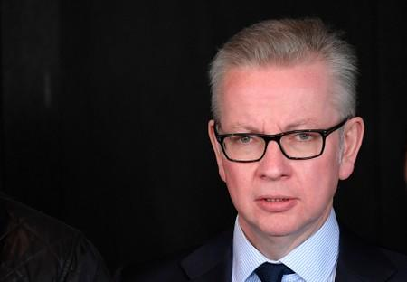 Gove, leadership candidate for Britain's Conservative Prime Minister, attends a hustings event in London
