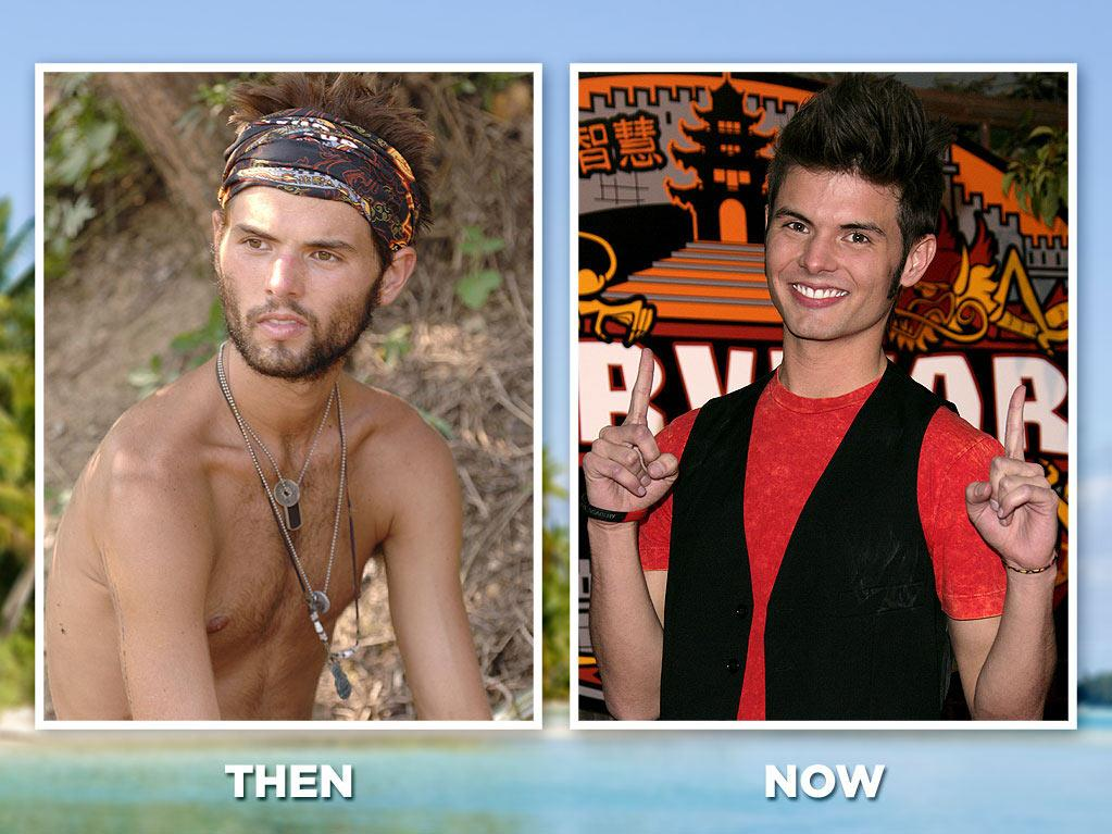 "Todd Herzog, Season 15 (<a>China</a>): In the years following his win, Todd spent his time traveling the world and going to school to be a hairstylist. No word on how he fared with the latter. He was reported to be dating ""<a>Survivor: Tocantins</a>"" contestant Spencer Duhm in 2009. No word on whether they are still together."