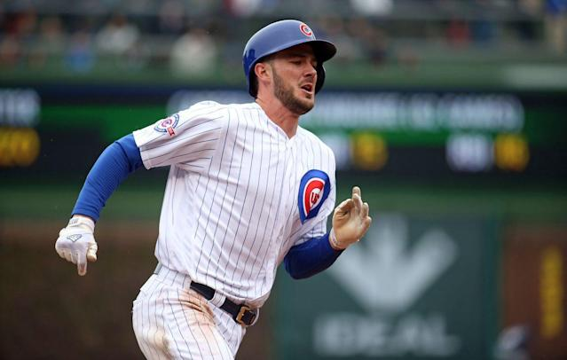 Kris Bryant blames himself for not hustling: 'That's my fault … it's not going to happen again'
