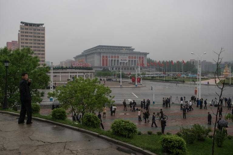 North Korea has held the first Workers' Party congress in more than 35 years at the 'April 25 Palace' in Pyongyang