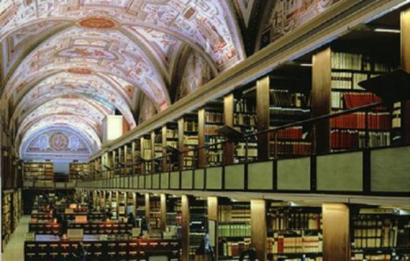 Vatican Library Goes Digital Under New Pope