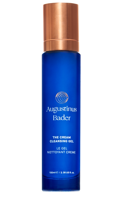 """<h3>Augustinus Bader The Cream Cleansing Gel</h3> <br>""""I'm a huge fan of the Augustinus Bader The Cream, which transformed my skin and dramatically reduced my acne scars before my wedding. So, I had high hopes for the new cleanser, and it met my expectations. The silky lather feels like it's giving your skin a hug, but has more cleansing power than a Cetaphil or CeraVe, which I find always leave mascara rings around my eyes. My skin felt soft and supple after patting dry — normally, I have to put my moisturizer on before it starts screaming. At $65, it's a pretty penny to pay for a cleanser, so I'm sticking to only using it at night as part of a more dedicated nighttime routine — and using the teeniest amount to make it last as long as possible."""" — Quinn <br><br><strong>Augustinus Bader</strong> The Cream Cleansing Gel, $, available at <a href=""""https://go.skimresources.com/?id=30283X879131&url=https%3A%2F%2Faugustinusbader.com%2Fus%2Fen%2Fthe-cream-cleansing-gel"""" rel=""""nofollow noopener"""" target=""""_blank"""" data-ylk=""""slk:Augustinus Bader"""" class=""""link rapid-noclick-resp"""">Augustinus Bader</a><br>"""