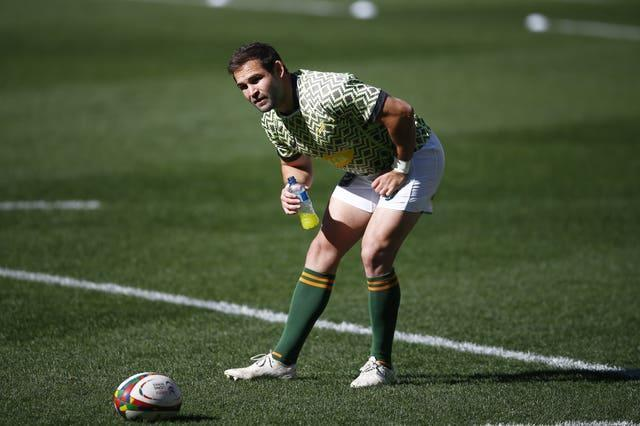 Cobus Reinach will make his first appearance of the series
