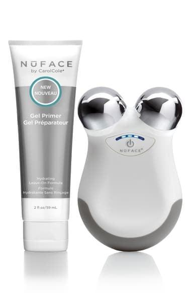 <p>The <span>Nuface Mini Facial Toning Device</span> ($199) is the ultimate gift for people who obsess over skin care and love a good massage. </p>