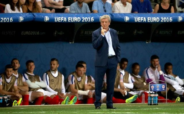 Hodgson left his role as England boss in the immediate aftermath of the defeat.