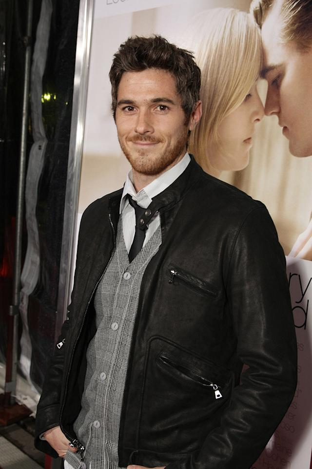 """<a href=""""http://movies.yahoo.com/movie/contributor/1808685168"""">Dave Annable</a> at the Los Angeles premiere of <a href=""""http://movies.yahoo.com/movie/1809883886/info"""">Revolutionary Road</a> - 12/15/2008"""