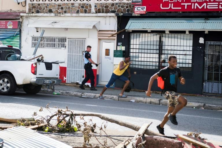 With widespread food and water shortages, there have been reports of looting