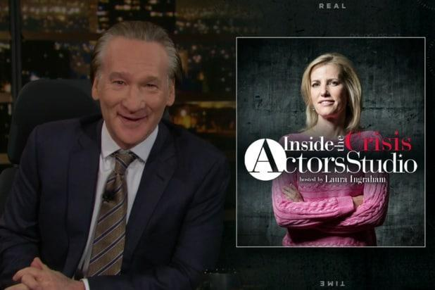 Bill Maher laura ingraham