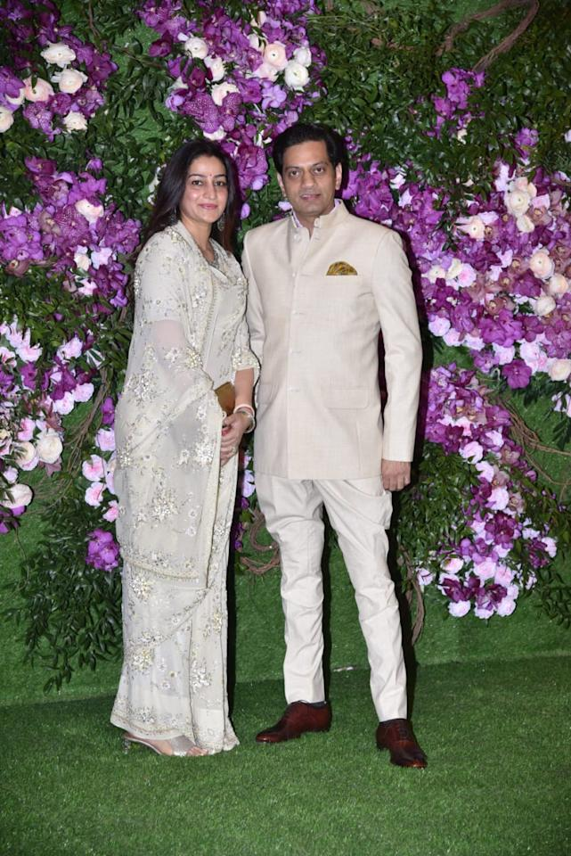 <p>Celebs who attended Akash-Shloka's wedding functions </p>