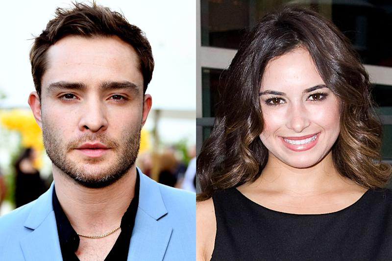Ed Westwick has responded to Kristina Cohen's accusations. (Photo: Getty Images)