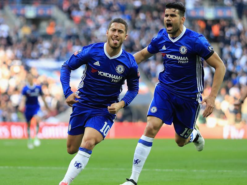Hazard was superb when he entered the fray: Getty