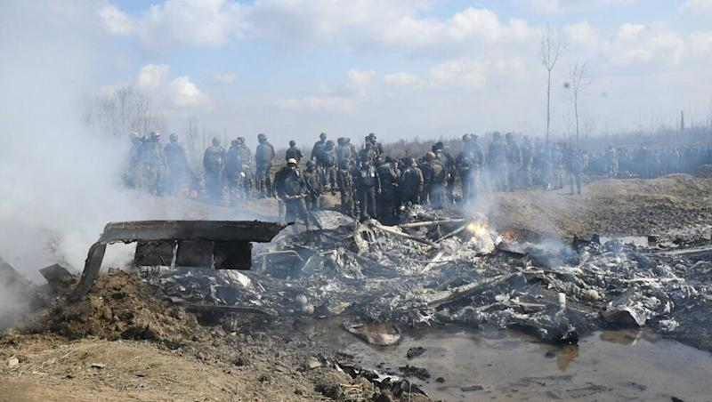 Budgam Mi 17 Chopper Crash: Air Commanding Officer Expelled Over Alleged Lapses, May Face Criminal Charges