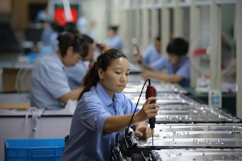 China Manufacturing PMI Holds Steady In January - Caixin