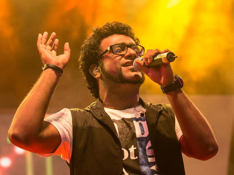 Listen to Haricharan live in KL this Saturday!