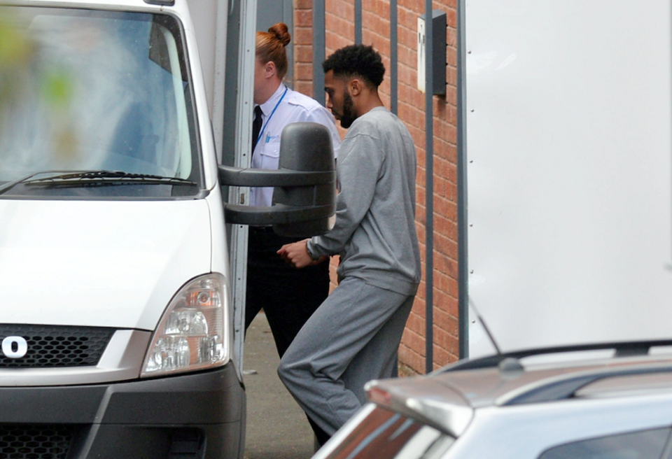 Wesley Streete denies the charges against him. (SWNS)