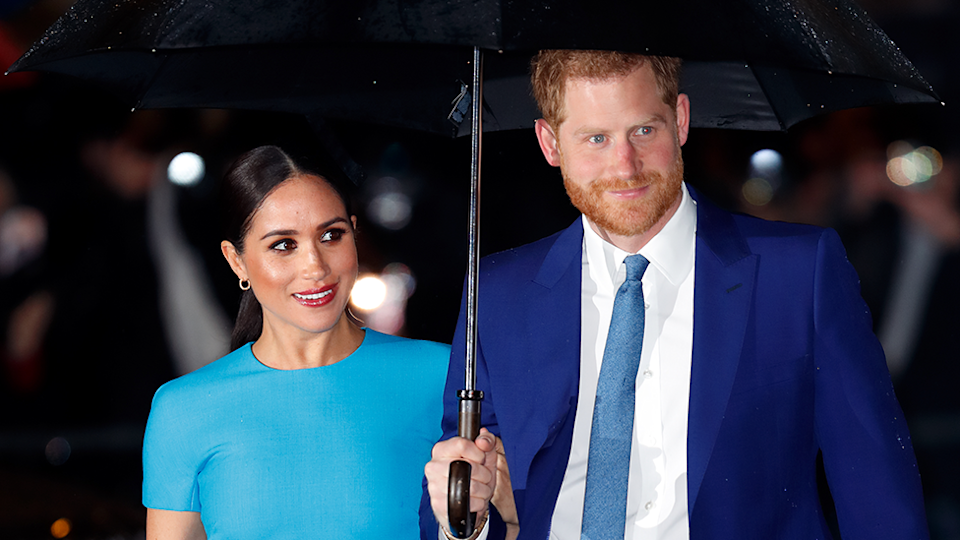 Harry Meghan after royal step down